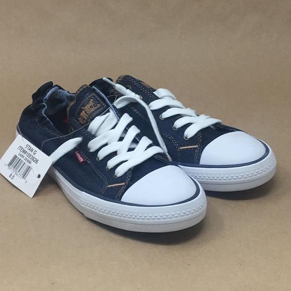 c9decc81 levis Shoes   Womens Stan G Sneakers Comfort Tech B   Poshmark